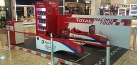 Simulador F1 - Total Racing