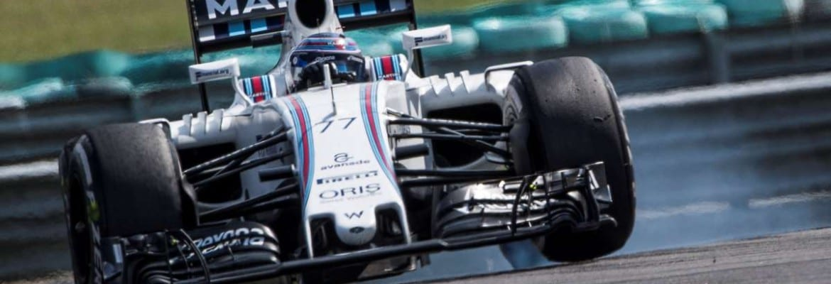Valtteri Bottas (Williams) - GP da Malásia