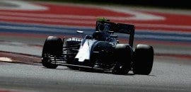 Valtteri Bottas (Williams) - GP dos EUA