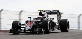 Jenson Button (McLaren) - GP dos EUA