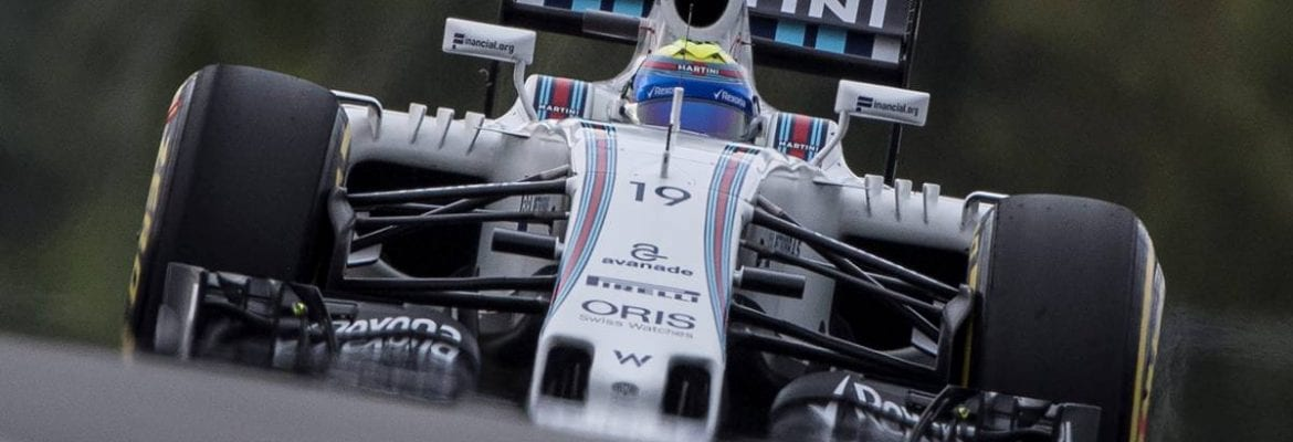 Felipe Massa (Williams) - GP da Malásia