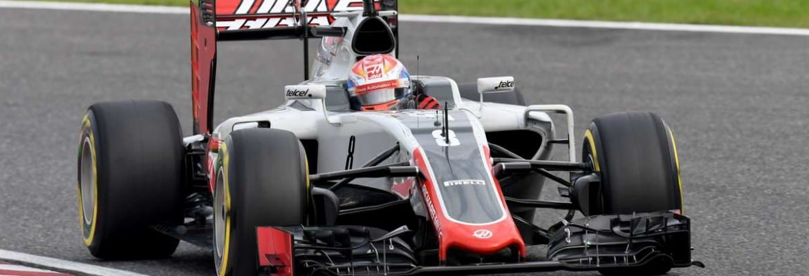 Romain Grosjean (Haas) - Gp do Japão