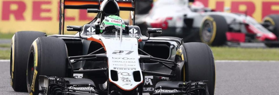 Nico Hulkenberg (Force India) - Gp do Japão
