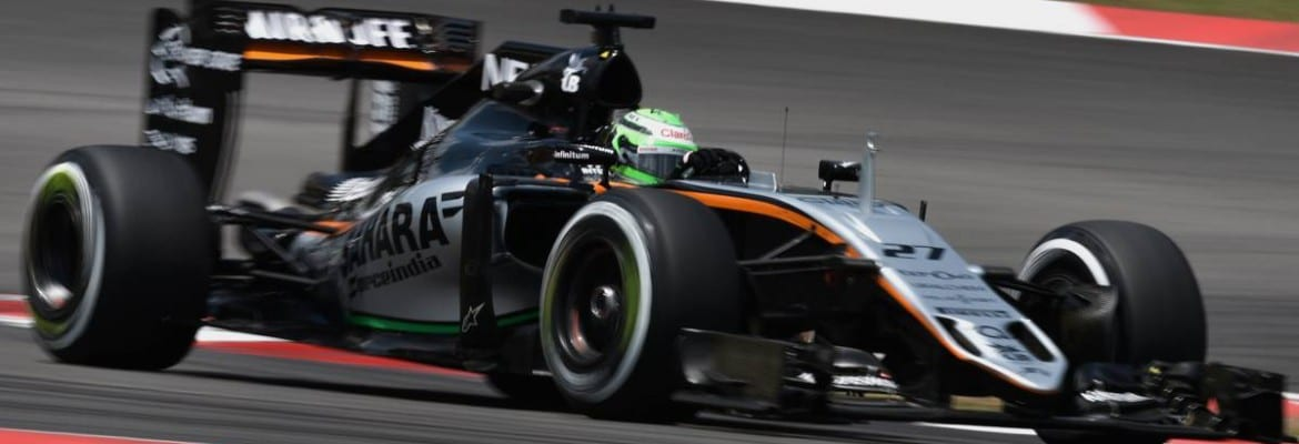 Nico Hulkenberg (Force India) - GP da Malásia