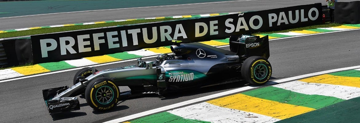 Nico Rosberg (Mercedes) - GP do Brasil