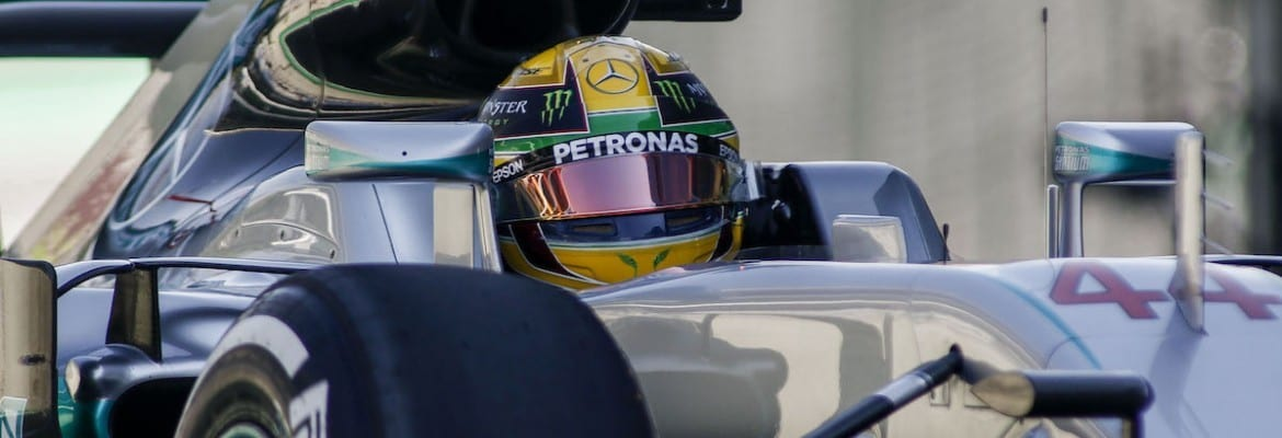 Lewis Hamilton (Mercedes) - GP do Brasil