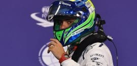 Felipe Massa (Williams) - GP de Abu Dhabi