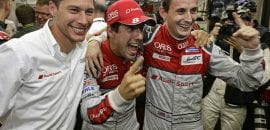 Loic Duval, Lucas di Grassi e Oliver Jarvis (Audi Sports) - 6h do Bahrein