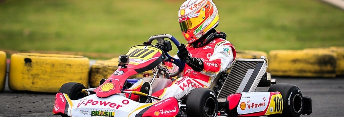 Gianluca Petecof (Shell Racing)