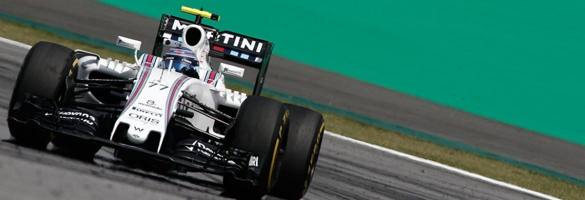Valtteri Bottas (Williams) - GP do Brasil