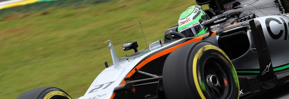 Nico Hulkenberg (Force India) - GP do Brasil