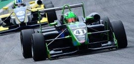 Artur Fortunato (A Fortunato F3 Racing) - Interlagos
