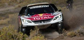 Stephane Peterhansel (Dakar) - Carros