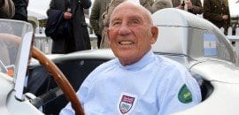 Stirling Moss - Goodwood