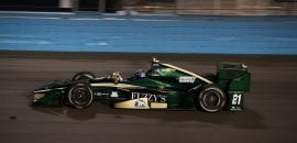 JR Hildebrand (Ed Carpenter Racing) - Phoenix