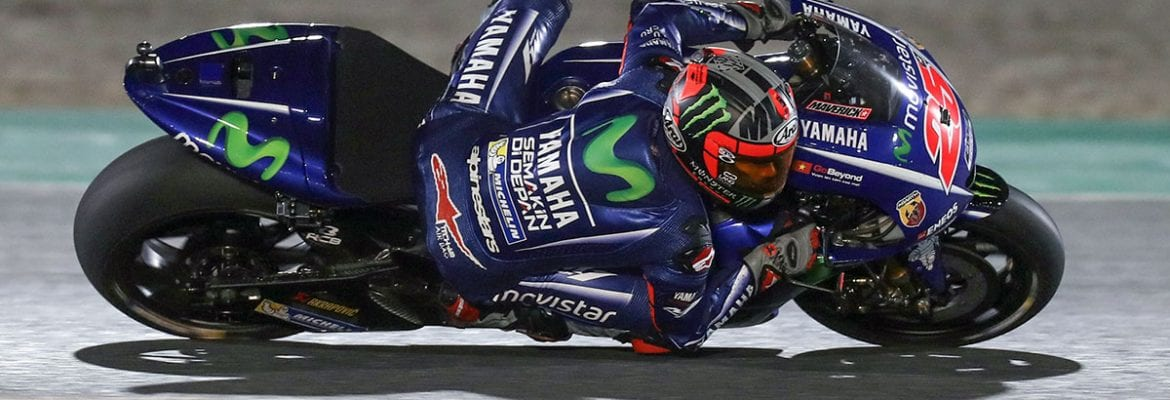 Maverick Viñales (Suzuki) - GP do Qatar