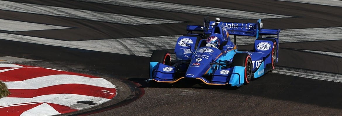 Scott Dixon (Chip Ganassi) - St. Petersburg