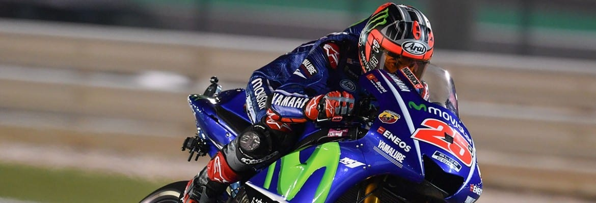 Maverick Viñales (Yamaha) - GP do Qatar
