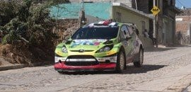 Benito Guerra (WRC) - Rally do México