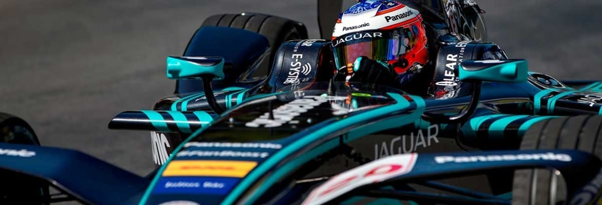 Panasonic Jaguar Racing - F-E