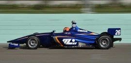 Mateus Leist - Indy Lights