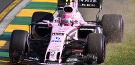 Esteban Ocon (Force India) - GP da Austrália