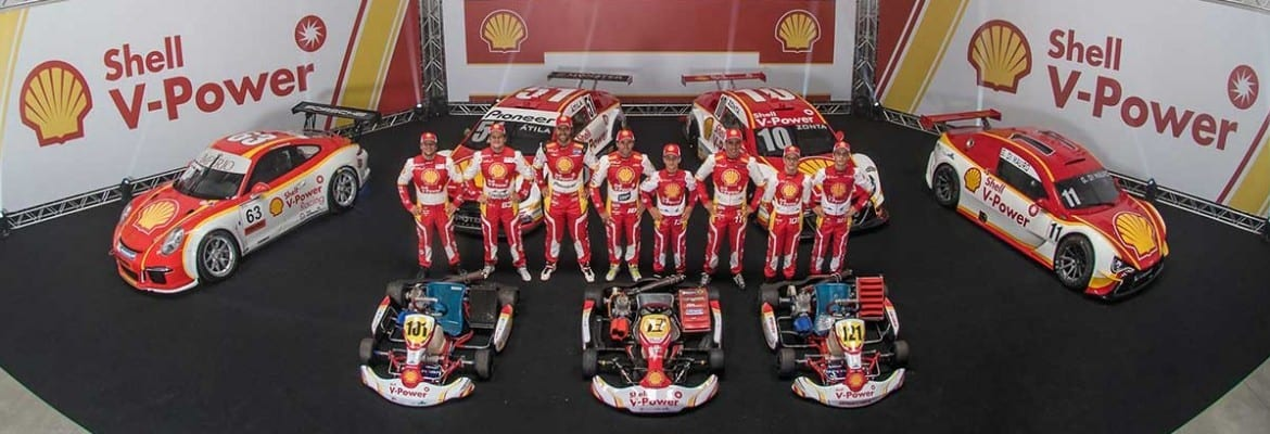 Shell Racing - Stock Car
