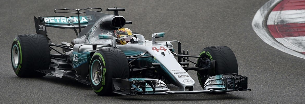 Lewis Hamilton (Mercedes) - GP da China