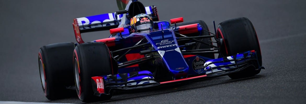 Carlos Sainz Jr. (Toro Rosso) - GP da China