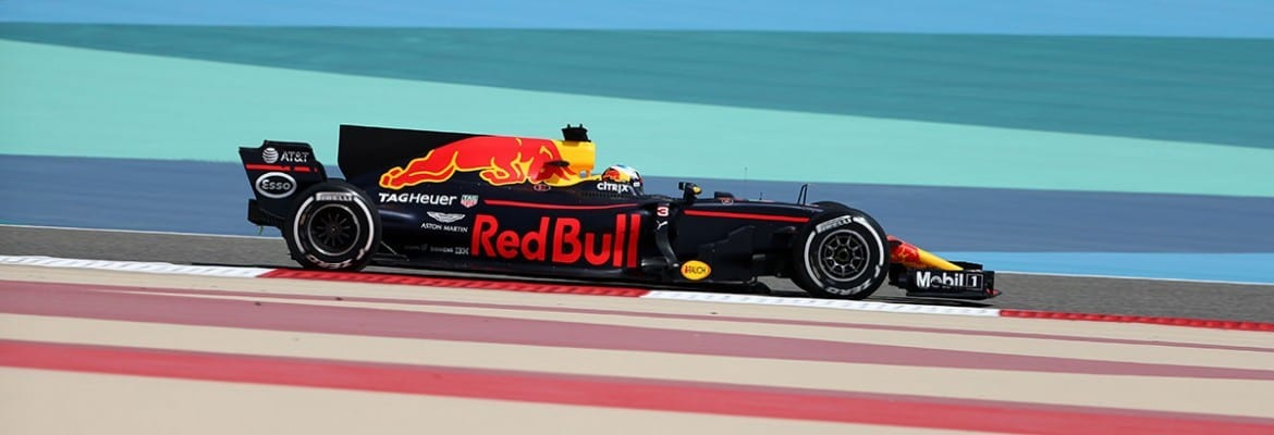 Daniel Ricciardo (Red Bull) - GP do Bahrain
