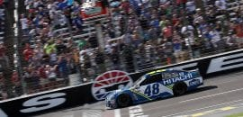 Jimmie Johnson (Chevrolet) - Texas