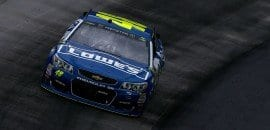 Jimmie Johnson (Chevrolet) - Bristol