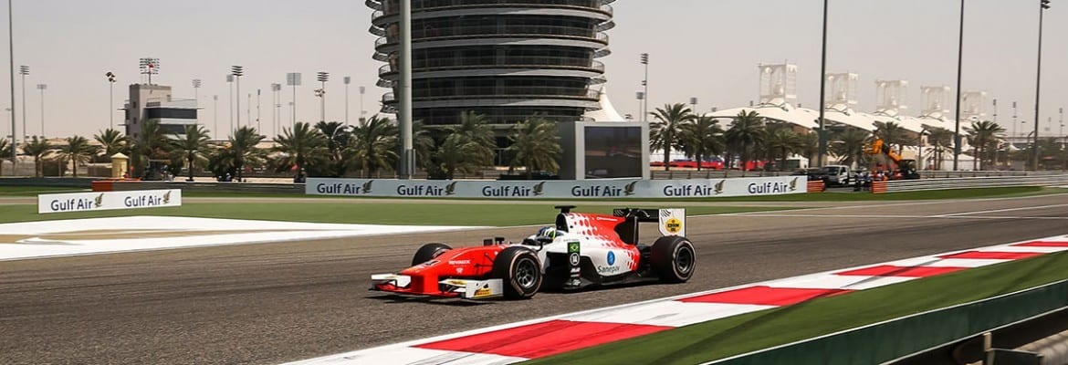 Sergio Sette Câmara (MP Motorsport) - GP do Bahrain