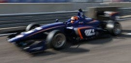 Matheus Leist (Indy Lights) - Barber