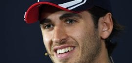 Antonio Giovinazzi (Sauber) - GP da China