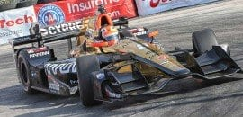 James Hinchcliffe - IndyCar
