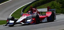Marco Andretti (Andretti Autosport) - GP do Alabama