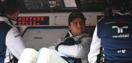 Felipe Massa (Williams) - GP da China