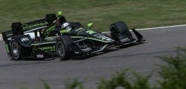 Josef Newgarden (Penske) - GP do Alabama