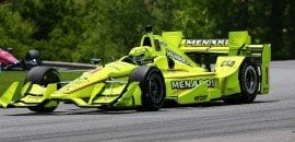 Simon Pagenaud (Penske) - GP do Alabama