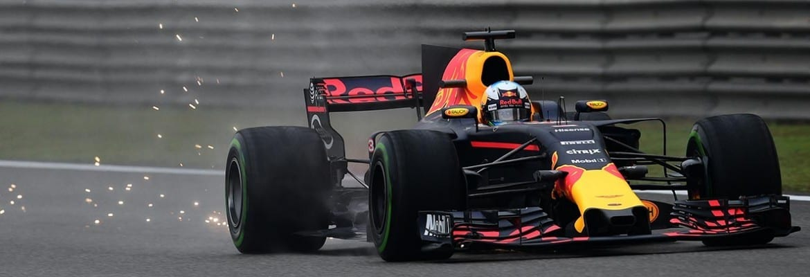 Daniel Ricciardo (Red Bull) - GP da China