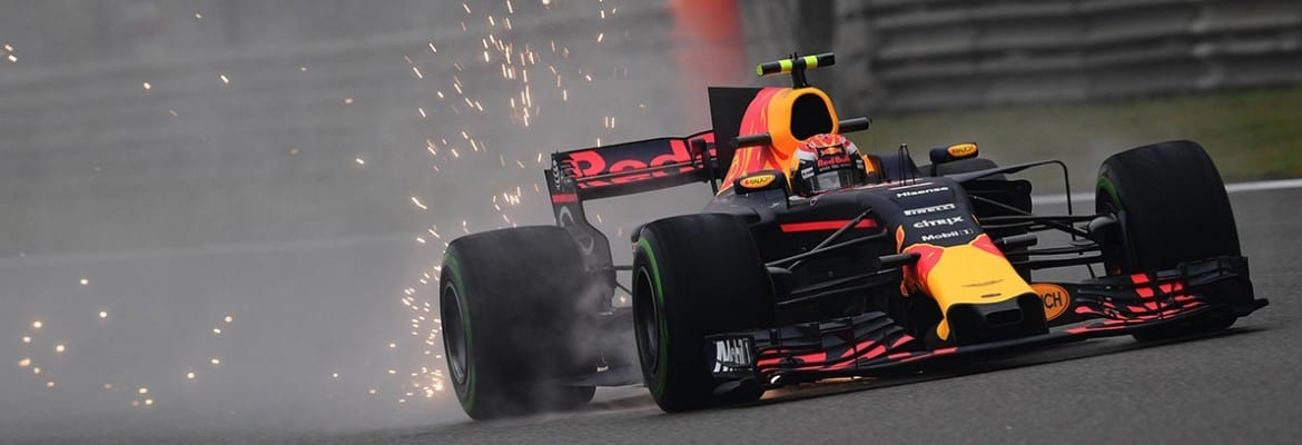 Max Verstappen (Red Bull) - GP da China