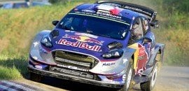 Sebastien Ogier (Ford) - Rally de Portugal