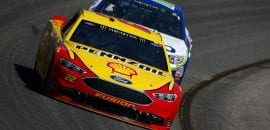 Joey Logano (Ford) - Richmond