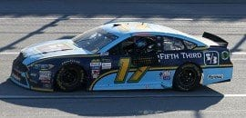 Ricky Stenhouse Jr. (Ford) - Talladega