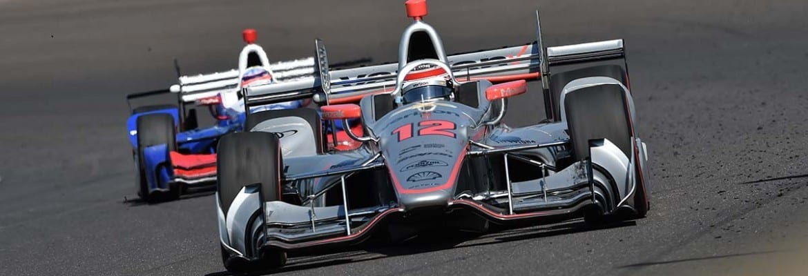 Will Power (Penske) - Indianápolis