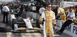Hélio Castroneves (Penske) - Indy 500