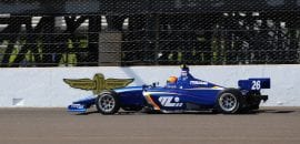 Matheus Leist (Indy Lights) - Indianápolis
