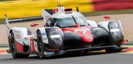 Toyota (WEC) - Spa-Francorchamps