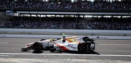 Ed Jones (Dale Coyne) - Indy 500